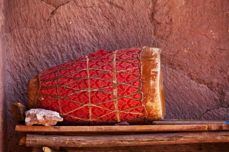ethiopia: Drum in Lalibela,Ethiopia