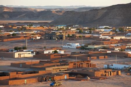 nile: Wadi Halfa city in Sudan