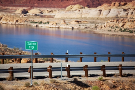 Colorado river photo