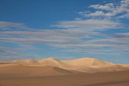 Sahara desert Stock Photo - 15515311