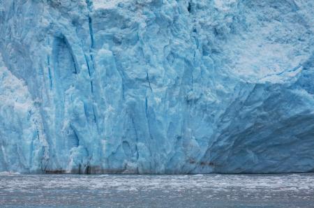 icecaps: Iceberg on Alaska Stock Photo