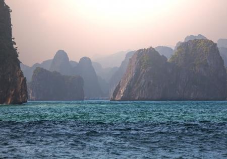 Halong Bay,Vietnam Stock Photo - 16580353