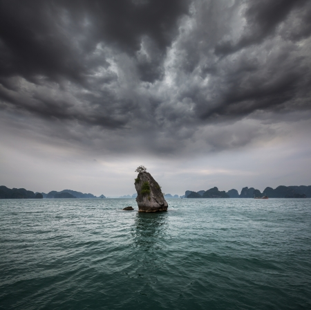 Halong Bay,Vietnam photo