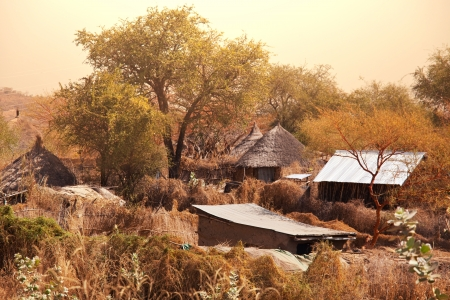 african landscapes in Sudan photo