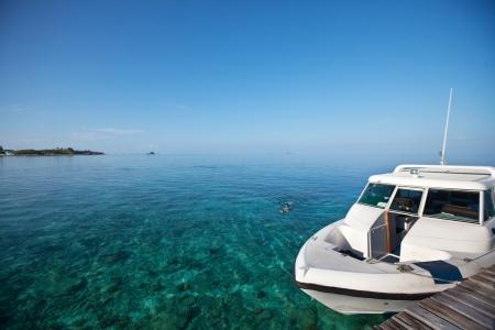 Yacht Banco de Imagens