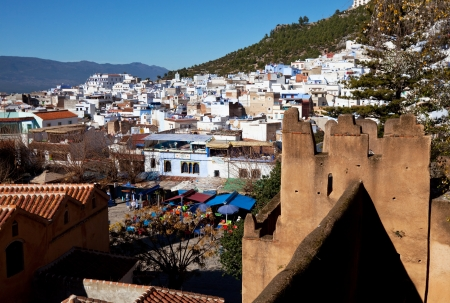 marocco: City in Morocco Editorial