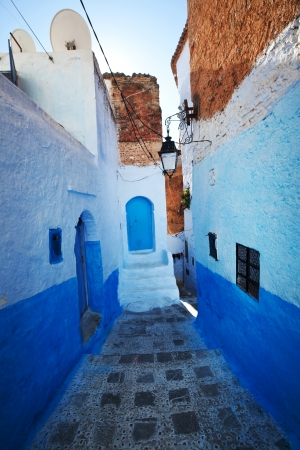 City in Morocco Stock Photo - 18161421