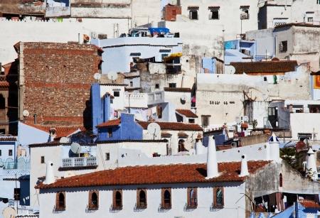 marocco: City in Morocco Stock Photo