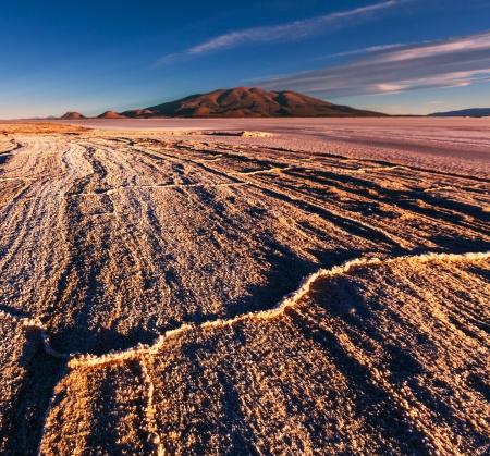 salar: Salar de uyuni, Bolivia Stock Photo