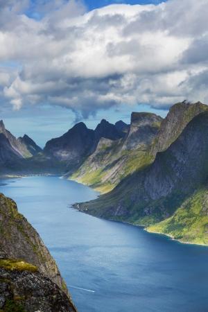 fishing huts: Lofoten island,Norway