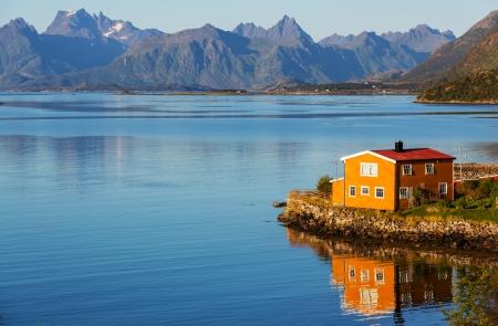 lofoten: Lofoten island,Norway
