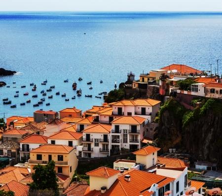 fishing village: Madeira