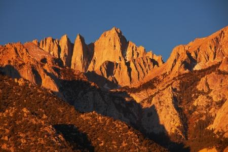 inyo national forest: Mt Whitney paisajes
