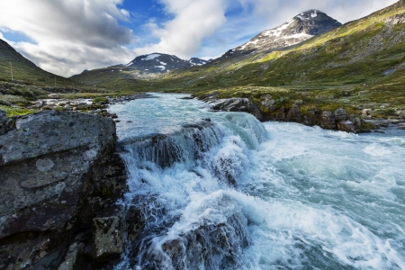 jotunheimen national park: mountains in Norway, Jotunheimen National Park