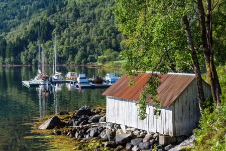 scandinavian landscape: Northern Norway landscapes