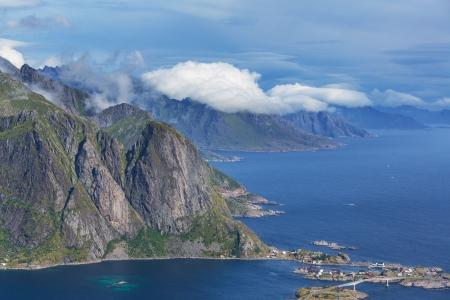 Lofoten island,Norway photo