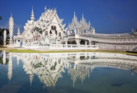 venerable: Wat Rong-Khun, Northern Thailand