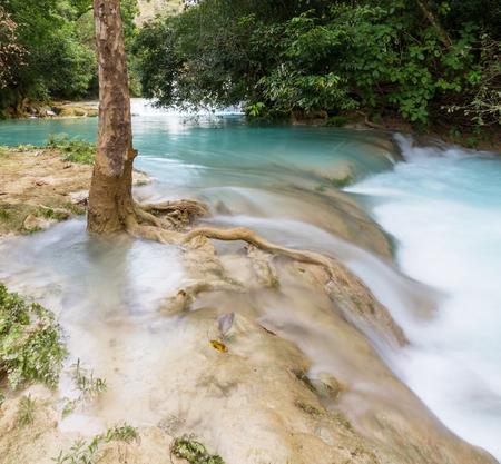 정글 폭포, 멕시코