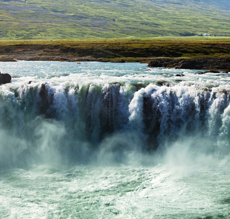 torrent: icelandic dramatic landscapes