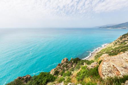 crimea: Crimea landscapes Stock Photo