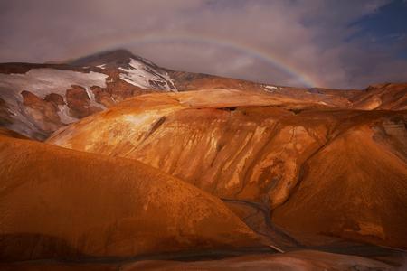 fumarole: Fumarola en el campo Namafjall, Islandia