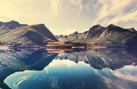 aventura: Noruega paisajes