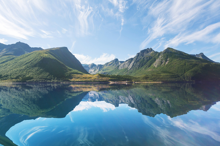 landscape rural: Norway landscapes