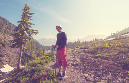 mt baker: hiking in Mt Baker area, Washington