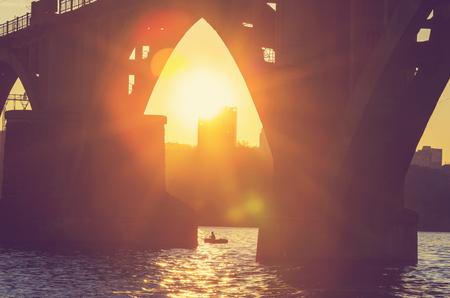 dnepr: Bridge over Dnepr river
