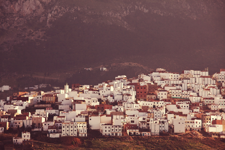 city in Morocco photo