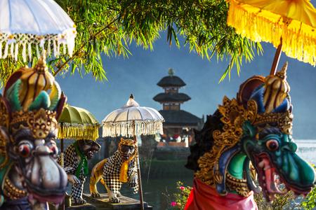 bali: Pura Ulun Danu temple, Bali, Indonesia