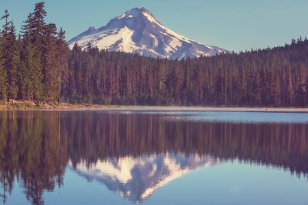 mt  hood national forest: Mount  Hood in Oregon