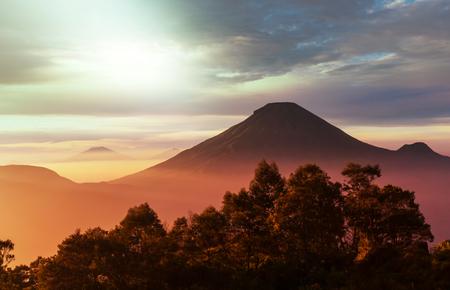 mystic place: Java  landscapes