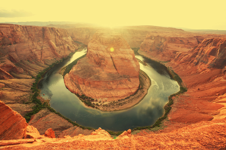 Horse Shoe Bend photo