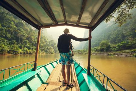 vietnam: Serenity BaBe Lake in Vietnam