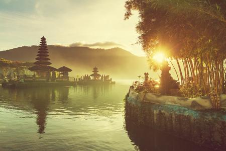 Pura Ulun Danu tempel, Bali, Indonesië