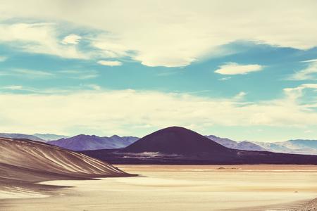 landscape: 在阿根廷北部的風景