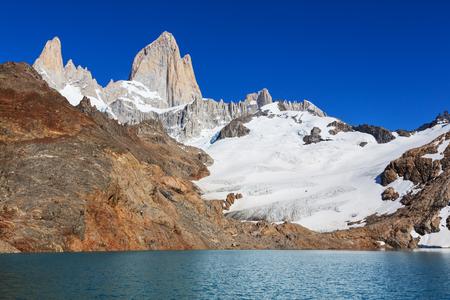 torre: Cerro Torre in Argentina