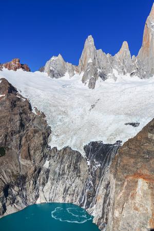 torre: Cerro Fitz Roy in Argentina