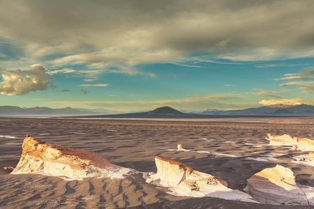 campo: Campo de Piedra Pomez,  Argentina