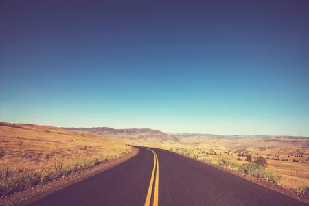 Road in bergen