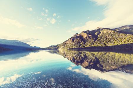 patagonia: Patagonia landscapes in Argentina