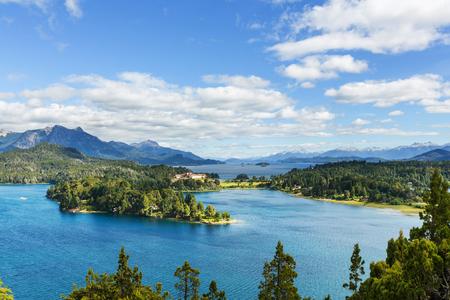 lake argentina: Patagonia landscapes in Argentina