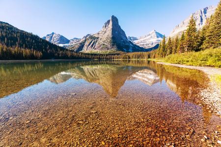 Glacier, Montana.