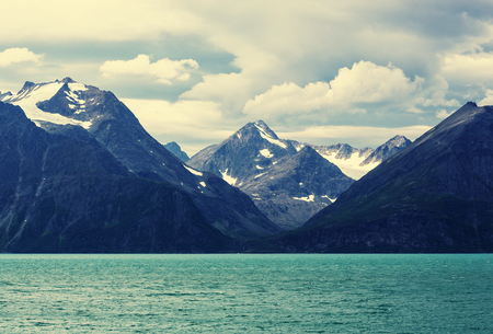 Пейзаж: Северная Норвегия пейзажи Фото со стока