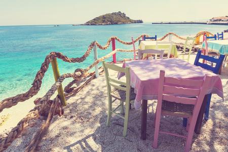 dinner cruise: Restaurant on Greece coast