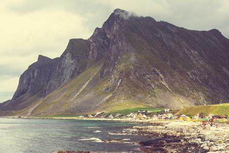 lofoten: Lofoten island in Norway