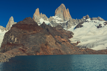 roy: Cerro Fitz Roy in Argentina