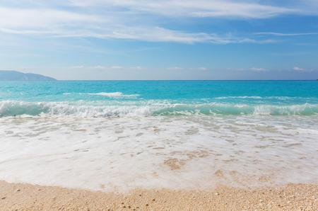 Prachtig oceaanstrand