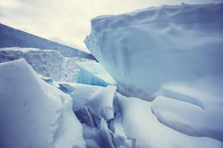 frigid: Glacier